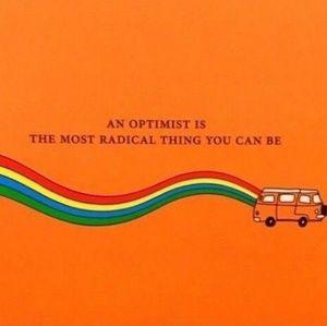 Optimism is important